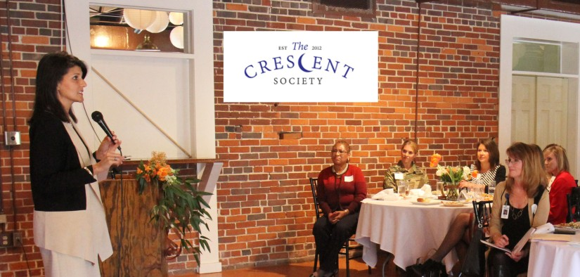 The Crescent Society